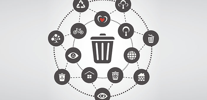 delete residuos